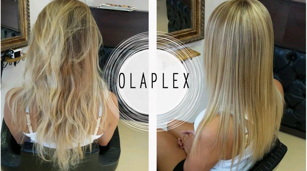 despre tratamentul Olaplex