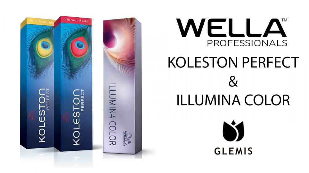 Wella Koleston Perfect și Illumina Color