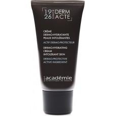 Crema hidratanta (ten gras sau mixt) - Dermo-Hydrating Cream Intolerant Skin - Derm Acte CI - Academie - 50 ml
