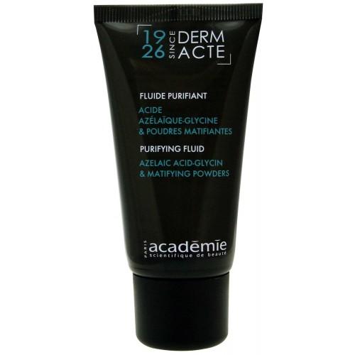 Fluid Purifiant Pentru Ten Gras - Purifying Fluid - Derm Acte Sai - Academie - 50 Ml