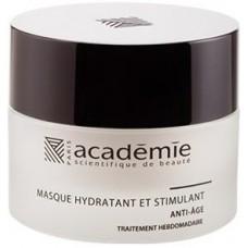 Masca intens hidratanta pentru tenul matur - Masque Hydratante et Stimulante  - Academie - 50 ml
