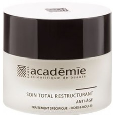 Ser restructurant cu efect anti-imbatranire pentru ten - Soin Total Restructurant - Academie - 50 ml