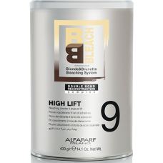 Pudra decoloranta 9 tonuri - High Lift Bleaching Powder 9 tones - Alfaparf - 400g