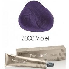 Vopsea permanenta profesionala - 2000 - Evolution of the Color Cube - Alfaparf Milano - 60 ml