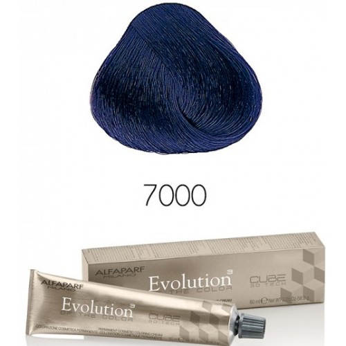 Vopsea Permanenta Profesionala - 7000 - Evolution Of The Color Cube - Alfaparf Milano - 60 Ml