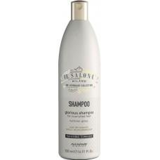 Sampon pentru par foarte uscat sau degradat - Glorious Shampoo - Il Salone - Alfaparf Milano - 500 ml