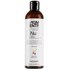 Sampon nutritiv pentru amplificarea reflexiilor - Nutritive Shampoo - Pigments - Alfaparf - 200 ml