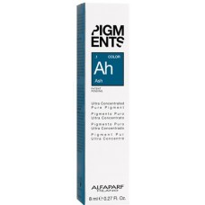 Pigment concentrat cenusiu - .1 Ash - Ultra Concentrated Pure Pigment - Alfaparf Milano - 8 ml