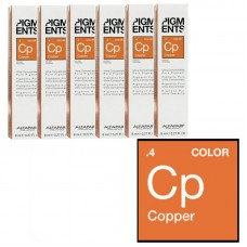 Pigment concentrat aramiu - .4 Copper - Ultra Concentrated Pure Pigment - Alfaparf Milano - 8 ml