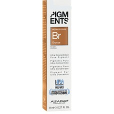 Pigment concentrat bronz metalic - Bronze - Ultra Concentrated Pure Pigment - Alfaparf Milano - 8 ml