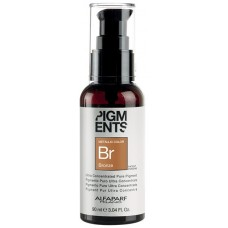 Pigment concentrat bronz metalic - Bronze - Ultra Concentrated Pure Pigment - Alfaparf Milano - 90 ml
