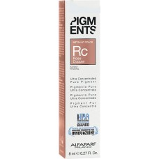 Pigment concentrat cupru roze - Rose Copper - Ultra Concentrated Pure Pigment - Alfaparf Milano - 8 ml
