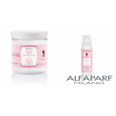Kit mic  pentru parul uscat si insetat (sampon + masca) - Precious Nature - Thirsty Hair - Alfaparf Milano - 2 produse