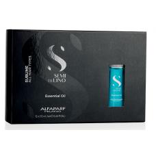 Ulei de stralucire - Sublime - Essential Oil - Alfaparf - 12x13 ml