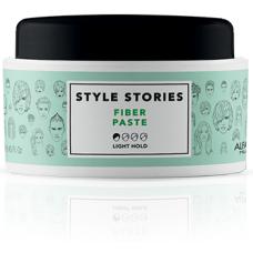 Pasta fibroasa cu fixare usoara - Fiber Paste - Style Stories - Alfaparf - 100 ml