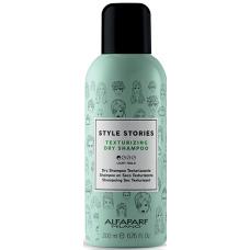 Sampon uscat pentru toate tipurile de par - Texturizing Dry  Spray - Style Stories - Alfaparf - 200 ml
