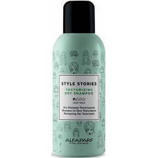 Sampon uscat pentru toate tipurile de par - Texturizing Dry Spray - Style Stories - Alfaparf - 75 ml
