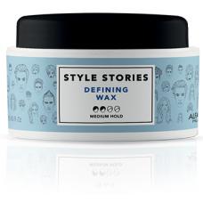 Ceara cu fixare medie - Style Stories - Defining Wax - Alfaparf - 75 ml