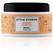 Ceara de stralucire - Style Stories - Glossy Pomade - Alfaparf - 100 ml