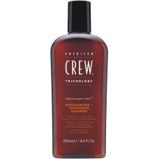 Anti-HairLoss + Thickening Shampoo - Hair & Body Care - American Crew - 250 ml