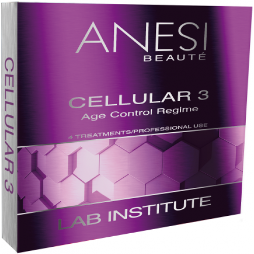 Kit Anti-age Complet Pentru 4 Tratamente - Age Control Regime 4 Treatments - Cellular 3 - Anesi
