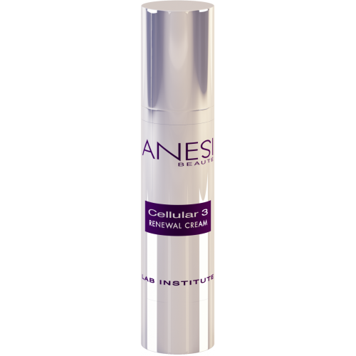 Crema Anti-rid Cu Compusi Bio-tehnologici Activi - Renewal Cream - Cellular 3 - Anesi - 50 Ml