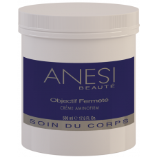 Crema pentru drenaj limfatic - Aminofirm Objectif Fermete - Anesi - 500 ml