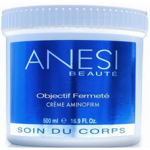 Crema Pentru Drenaj Limfatic Aminofirm Objectif Fermete Anesi 500 Ml