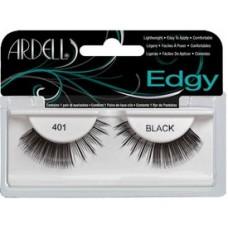 Gene false pentru volum - Edgy - Ardell - 401 Black