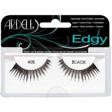Gene false pentru volum - Edgy - Ardell - 405 Black