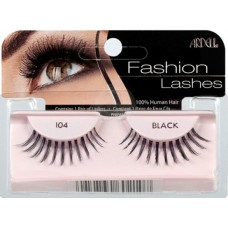 Gene false modelatoare - Fashion Lashes - Ardell - 104 Black