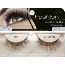 Gene false modelatoare - Fashion Lashes - Ardell - 105 Brown