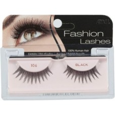Gene false modelatoare - Fashion Lashes - Ardell - 106 Black