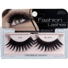 Gene false modelatoare - Fashion Lashes - Ardell - 114 Black