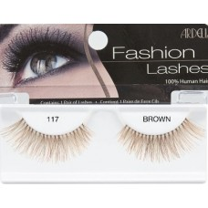 Gene false modelatoare - Fashion Lashes - Ardell - 117 Brown