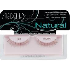 Gene false cu aspect natural - Natural - Ardell - 108 Brown
