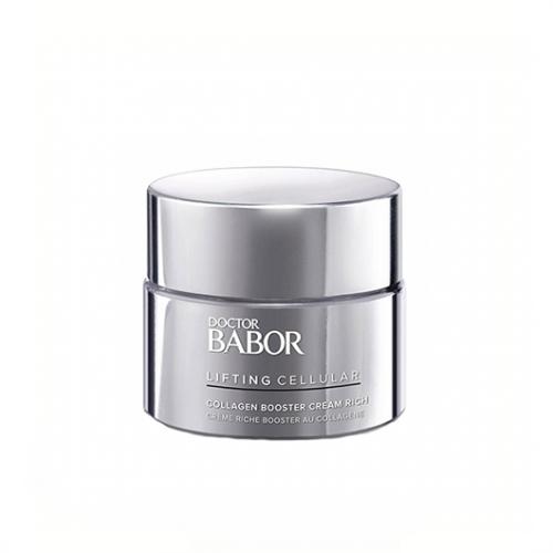 Crema Cu Efect De Lifting Intensiv  Hidratanta Pentru Tenul Matur - Collagen Booster Cream Rich - Babor - 3ml