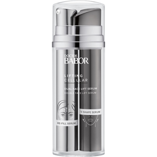 Ser Dublu Cu Efect De Lifting Si Fermitate - Dual Face Lift Serum - Lifting Cellular - Babor - 2 X 15 Ml