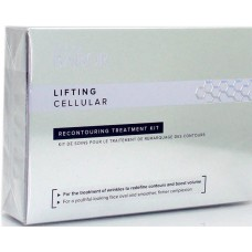 Tratament antirid pentru remodelare faciala - Recontouring Treatment Kit - Lifting Cellular - Babor
