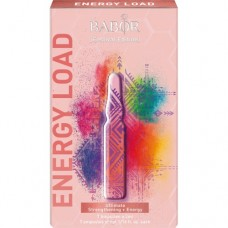 Fiole pentru energizare - Energy Load - Festival Edition - Babor - 7 x 2 ml