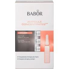 Fiole concentrate cu ingrediente active pentru noapte - Active Night Fluid - Fluids - Babor - 7 x 2 ml