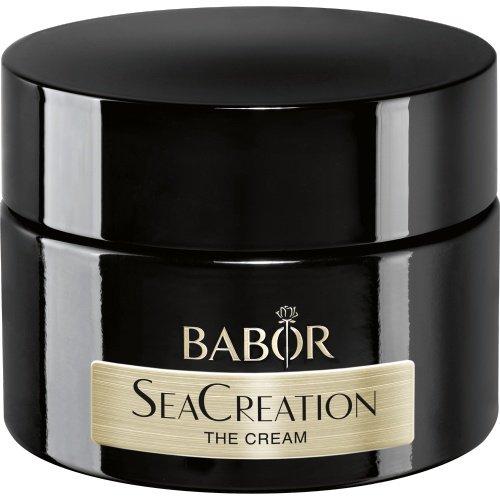 Crema Anti-rid Luxurianta Cu Extract De Caviar Verde - The Cream - Sea Creation - Babor - 50 Ml