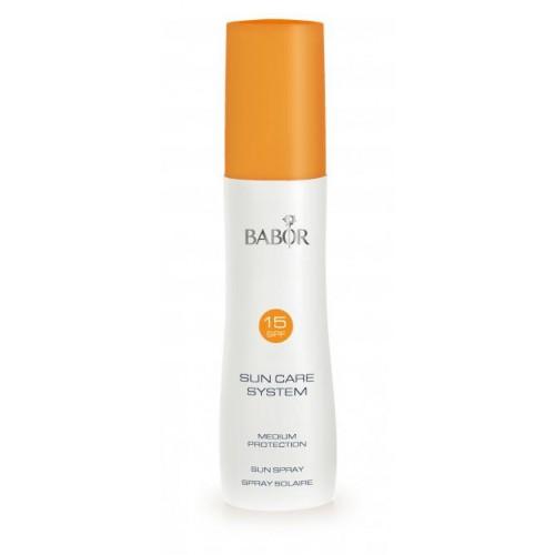Spray Pentru Protectie Solara - Medium Protection Sun Spray Spf15 - Babor - 200 Ml