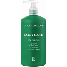 Gel de dus cu extract de alge marine - Caribel Bath Gel - Body Care - Bruno Vassari - 500 ml