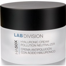 Crema cu acid hialuronic anti-factori poluanti - Hyaluronic Cream Pollution Neutralizer - HA50X - Bruno Vassari - 50 ml
