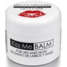 Balsam hidratant pentru buze si zona nasului - Kiss Me Balm - MKUPCare - Bruno Vassari - 10 ml
