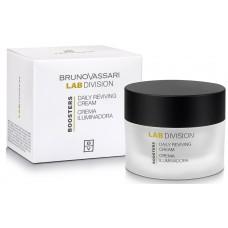 Crema de iluminare - Daily Reviving Cream - Boosters - Bruno Vassari - 50 ml