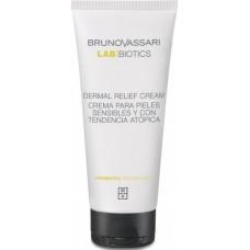 Crema faciala si corporala pentru piele sensibila - Derma Relief Cream - Lab Biotics - Bruno Vassari - 100 ml