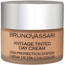 Fond de ten crema - Anti Age Tinted Day Cream - Nr 2 - Bruno Vassari - 50 ml