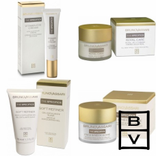 Kit pentru hidratare si hranire - The Specifics - Normal And Combination Skin - Bruno Vassari - 4 produse cu 20% discount